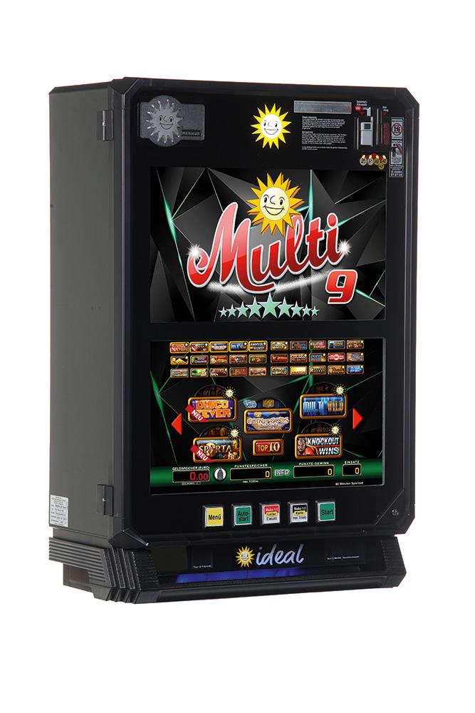 Spielautomaten Reparatur