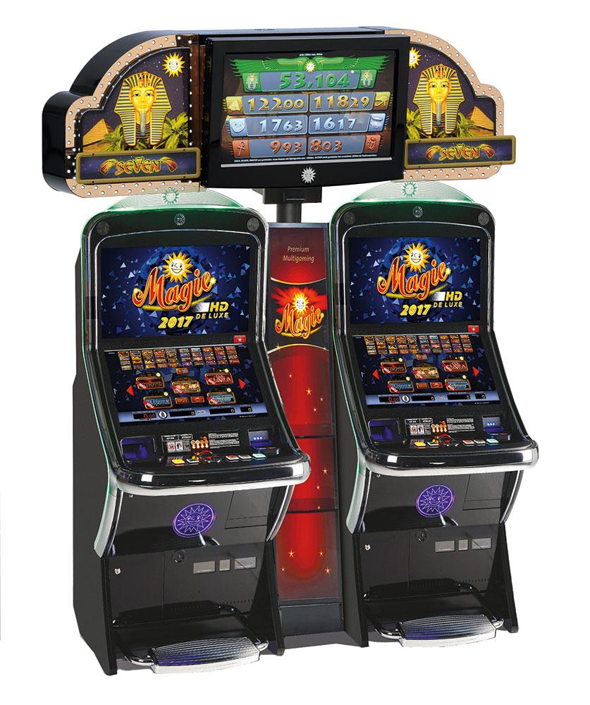 Spielautomaten Techniker